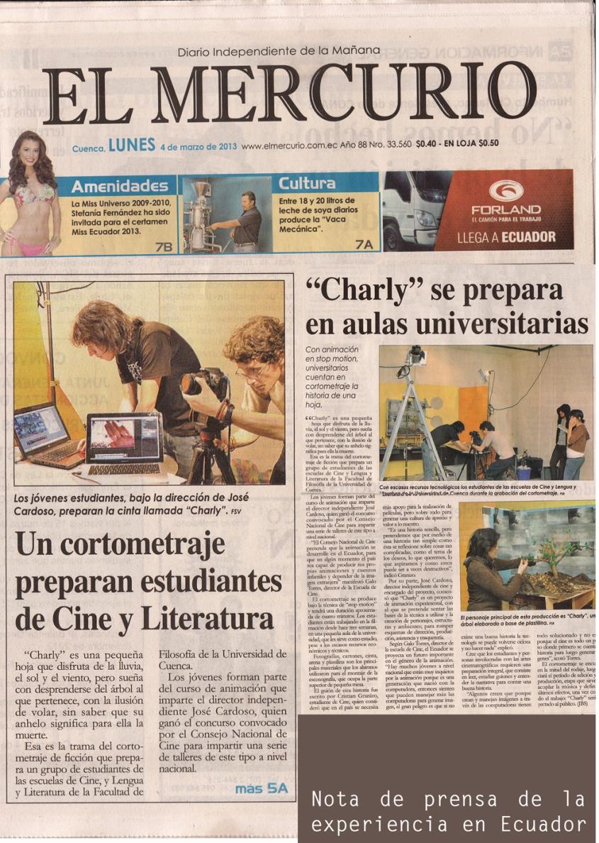 prensa web
