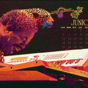 Santana - Calendario / Calendar