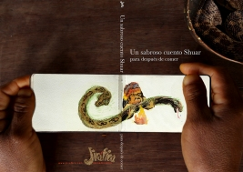 A tasty Shuar story for after eating