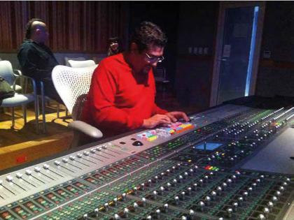 """Jacobo Martínez - Postproductor de sonido en """"Iwianch"""" y """"Water"""""""