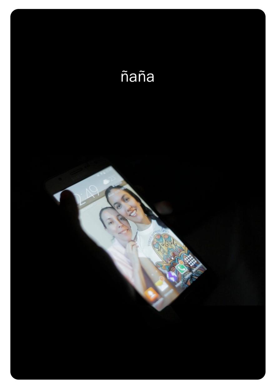 ñaña - poster