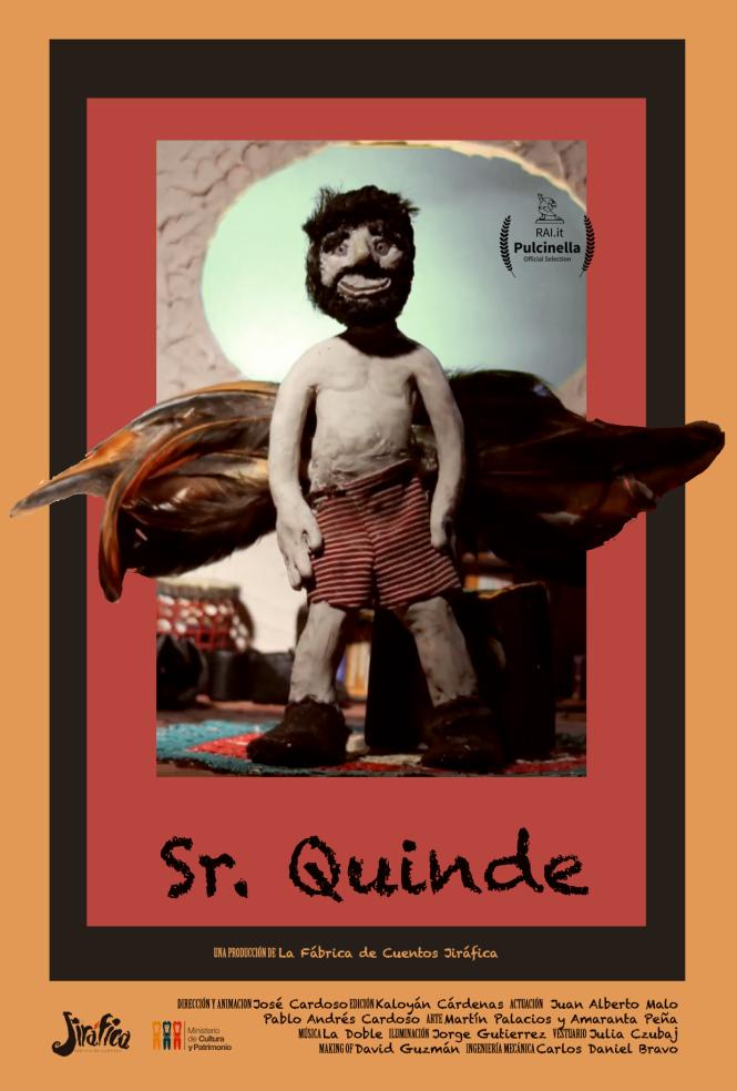 Sr. Quinde